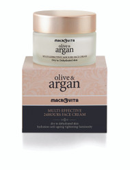 Olive & Argan Multi-Effective Cream for Dry and Dehydrated Skin