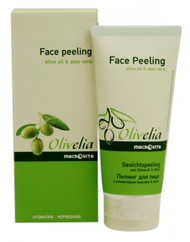 Olivelia Face Peeling Cream