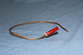 Indicator Light - Orange/Brown wire