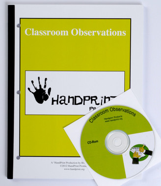 Classroom Observation Handbook for Child Care Centers