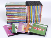 All 71 DVD Training Kits