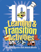 """101 Learning and Transition Activities""  Book"