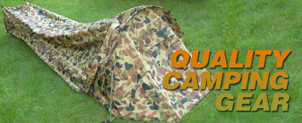 Combat Australia Camping Gear
