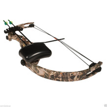Young Atunga Little Hunter Kids Bow Black or Camo 2