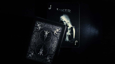 Black Shadow Masters Playing Cards