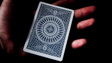Blue Tally-Ho Titanium Edition Playing Cards