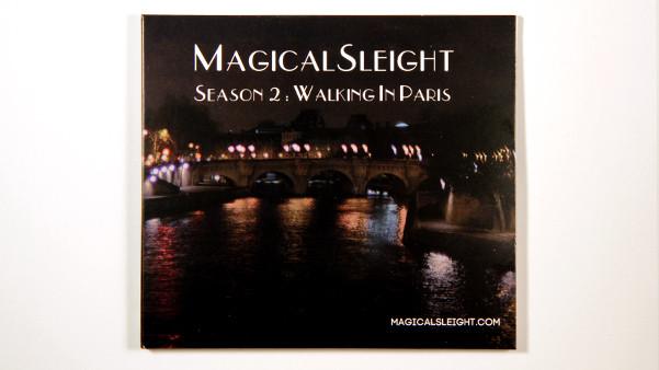 Magical Sleight Season 2 DVD | Sydney Australia | Magic Tricks | Card Tricks