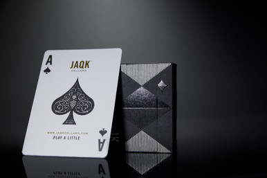 Black JAQK Limited Edition. A collector's item. A breathtaking, artistic masterpiece. Available in Australia from http://shop.kardsgeek.com