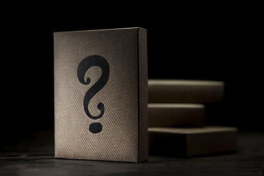 Mystery Box Playing Cards First Edition by Theory11