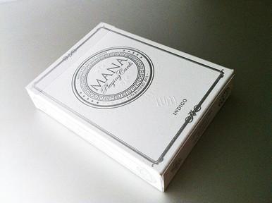 Mana Playing Cards Indigo V2