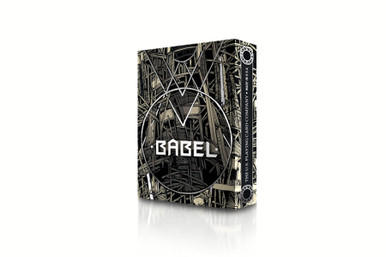 Babel Playing Cards Standard Edition. Only a limited Quantity available!