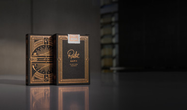 Rarebit Playing Cards Copper Edition by Theory11