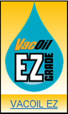Vacuum Pump Oil Cross Reference