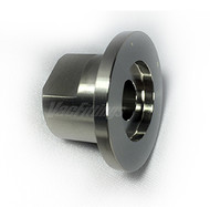 "NW 16 to 1/8"" Female NPT Stainless Steel Adapter"