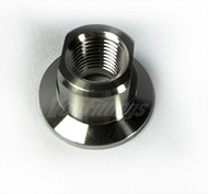 "NW 16 to 1/4"" Female NPT Stainless Steel Adapter"