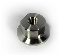"NW 25 to 1/8"" Female NPT Stainless Steel Adapter"