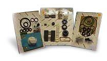 Alcatel Pump Repair Kit