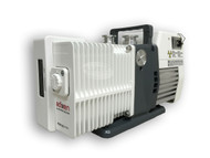NEW! Pfeiffer / Adixen 2010SD 6.8 CFM Two-Stage Rotary Vane Vacuum Pump