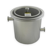 LIT-10025 Offset Inline Dry Ice Trap (NW 25)