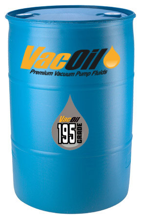 195 Grade Standard Plus Vacuum Pump Oil