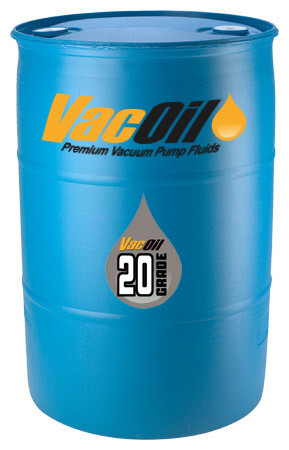 20 Grade Standard Ultra Vacuum Pump Oil