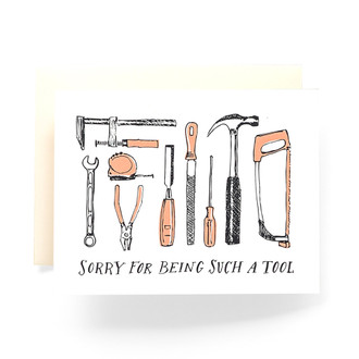Such A Tool Greeting Card