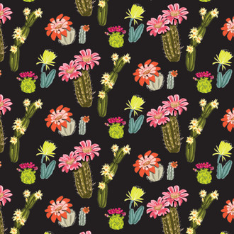 Cactus Garden Wrapping Sheet, 20x29