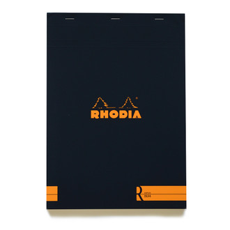 "Premium A4 ""R"" Rhodia Ivory Pad, lined"