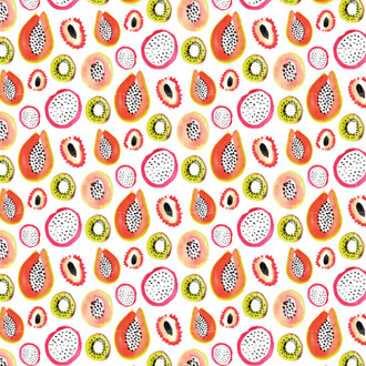 Fruits Wrapping Sheet, 20x29