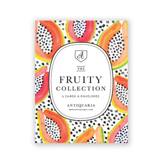 Fruit Collection Box Set of 8