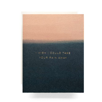 Take Your Pain Away Greeting Card