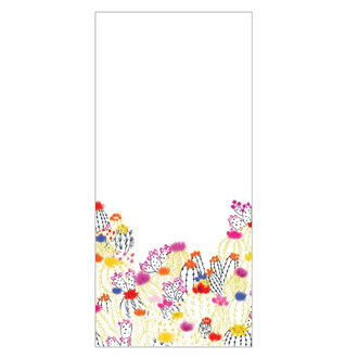 Cactus List Fridge Pad