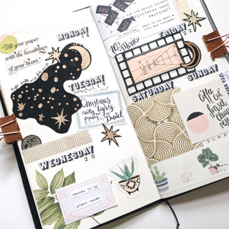 Journaling with Collage | Littleton, CO | 02.13.2020