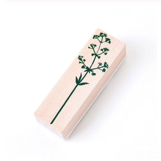 Seeded Eucalyptus Stamp
