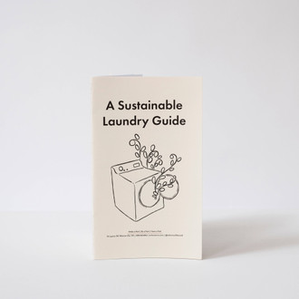 Sustainable Laundry Guide