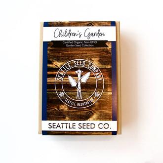 Organic Seed Collection - Children's Garden