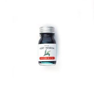 Herbin Fountain Ink Bottle, Vert Reseda