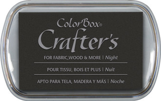 Crafter's Stamp Pad, Black