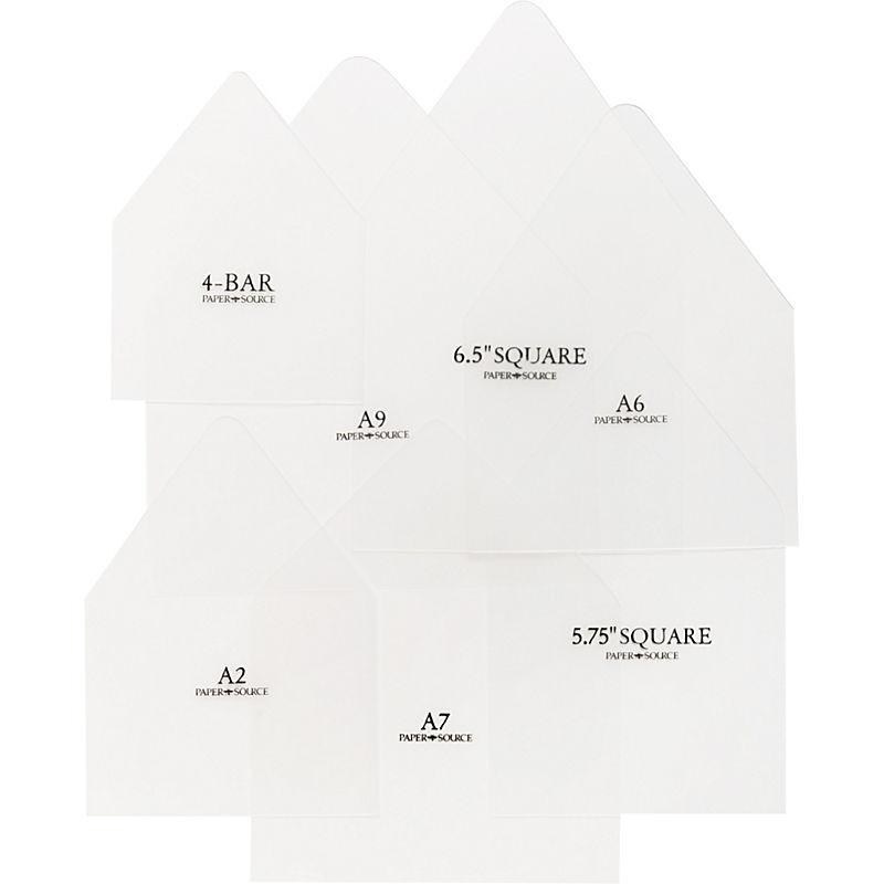 Envelope Liner Templates Price 1250 Image 1
