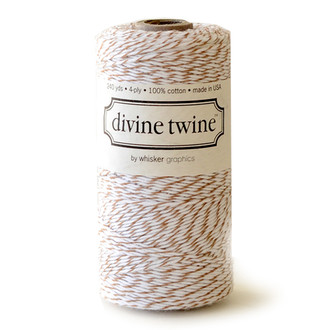 Divine Twine, Brown Sugar