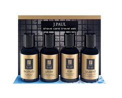 J. Paul Mini Shave Kit for Travel or On-the-Go