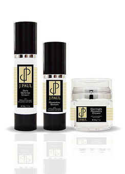 J. Paul - Full Daily Anti-Aging Regimen with FREE Manicure Kit
