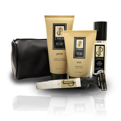 J. Paul - Anti-Aging Daily Defense Shave Regimen with FREE Manicure Kit