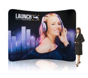 10' Tension Fabric Displays