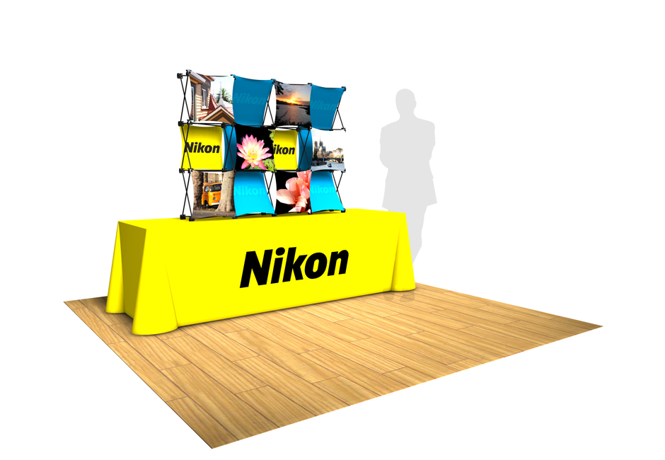 Tabletop Displays