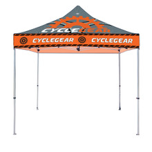 UV Tent 10ft Steel - Full Color Print