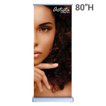 "Silverwing 33.5"" Double-Sided Graphic Package (80""h)"