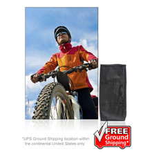 RPL Fabric Pop Up Display 5ft x 7.5ft Single Sided (Frame & Graphic)
