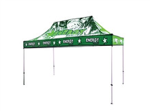 UV Tent 15ft Full Color