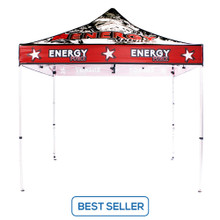 UV Tent 10FT Full Color Print
